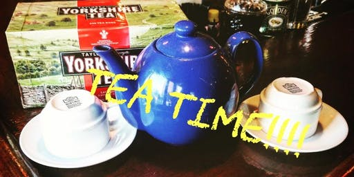 TEA TIME at Griffin!