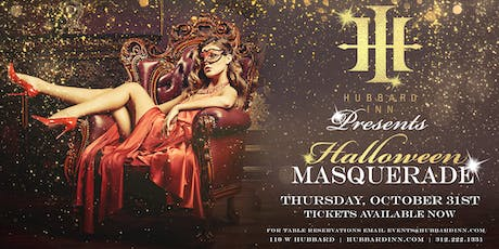 Grand Opening Halloween Party at Hubbard Inn tickets