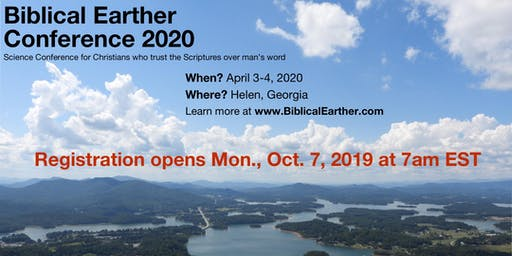 Biblical Earther Conference 2020