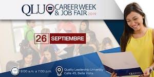 Career Week & Job Fair QLU 2019