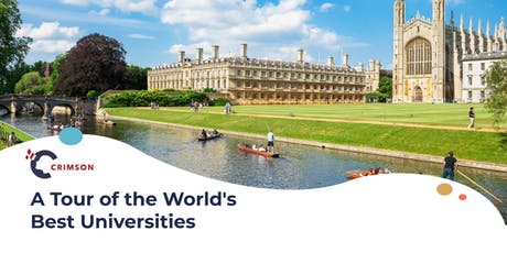 A Tour of the World's Best Universities | AKL tickets
