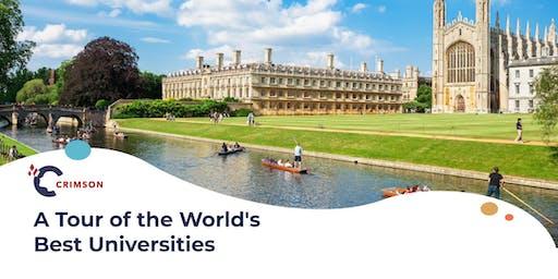 A Tour of the World's Best Universities | AKL