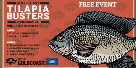 Gold Coast Tilapia Busters tickets