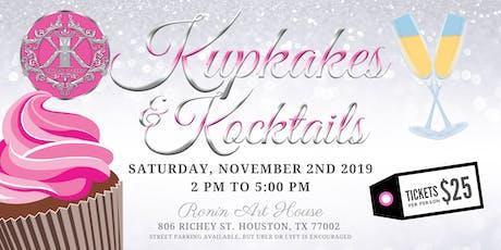Kupkakes & Kocktails tickets