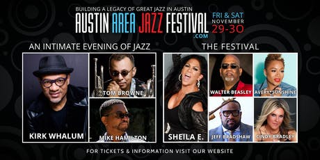 Austin Area Jazz Festival 2019 tickets