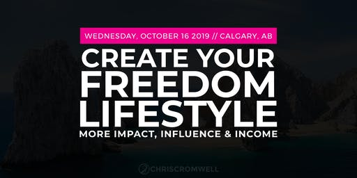 Create Your Freedom lifestyle