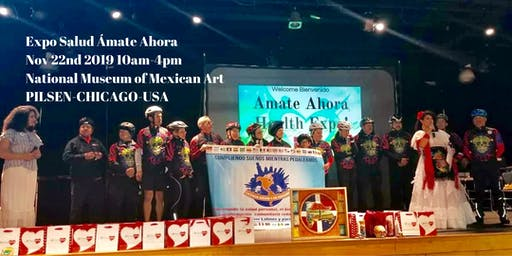 Annual Ámate Ahora Health Expo 2019 PILSEN CHICAGO US