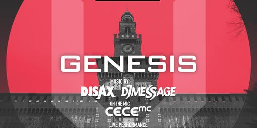 Genesis Every Thursday at Viberoom