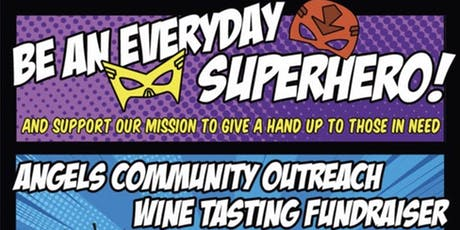 Superhero Wine Tasting Fundraiser 2019  tickets