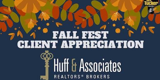 Fall Fest Client Appreciation Party