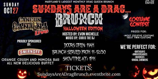 Sundays Are A Drag...Brunch