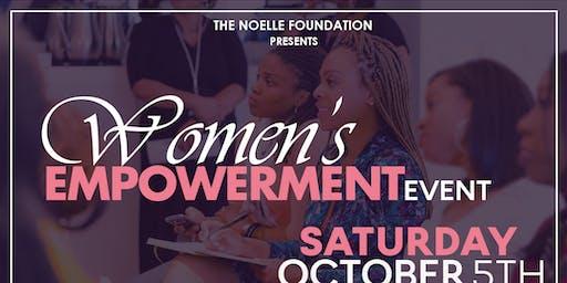 Noelle Women's Empowerment Event
