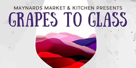 Grapes to Glass tickets