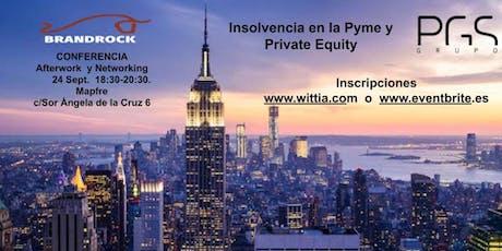 Insolvencia en la Pyme y Private Equity entradas