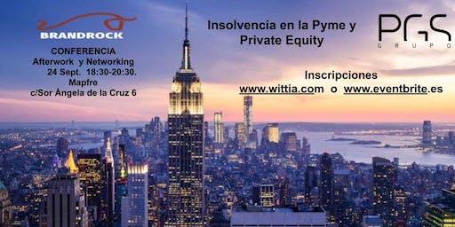 Insolvencia en la Pyme y Private Equity