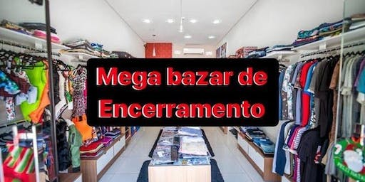 Mega bazar encerramento Theodor Multimarcas - Shopping Vic Center