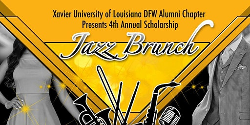 XULA/DFW SEERSUCKER & SUNDRESSES SCHOLARSHIP JAZZ BRUNCH