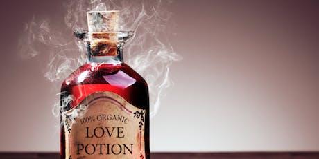 Love Spells: Aphrodisiacs and Sensation Play 101 tickets