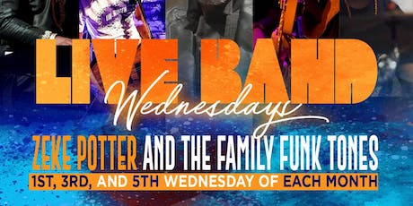 Live Band Wednesday  tickets