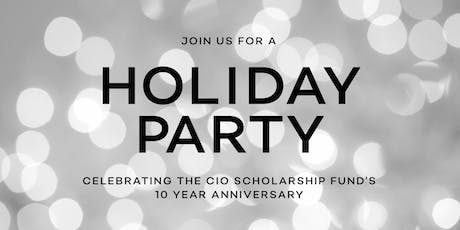 Office of the CIO Holiday Party tickets