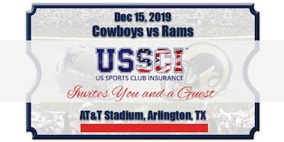 Cowboys vs. Rams