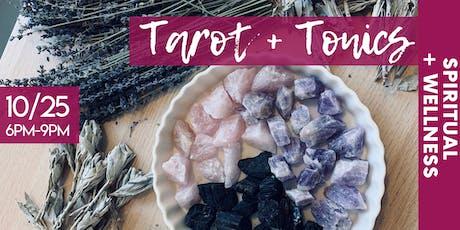Tarot & Tonics tickets