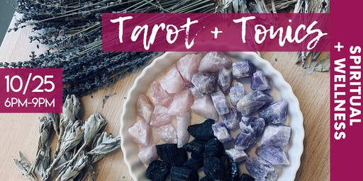 Tarot & Tonics