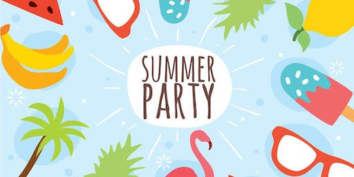 2019 Annual End of Summer Industry  Social