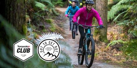 Torpedo7 Free Beginner Bike Ride: Makara Peak w/ GTGO tickets