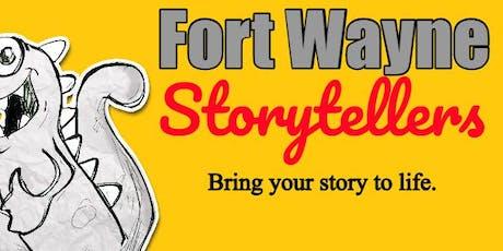 Fort Wayne Storytellers Innagural Meeting tickets