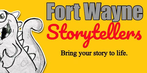 Fort Wayne Storytellers Innagural Meeting