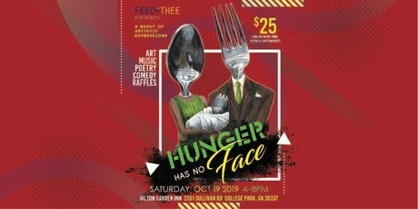 Hunger Has No Face tickets