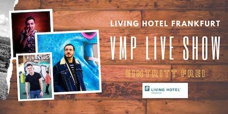 Verprügelt mit Punchlines LIVE SHOW | Living Hotel Frankfurt Tickets