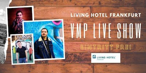 Verprügelt mit Punchlines LIVE SHOW | Living Hotel Frankfurt