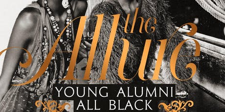6TH ANNUAL THE ALLURE  l Official ODU Homecoming IHCB Main Event l 21+ tickets