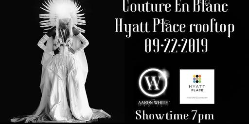 Couture En Blanc_ High Fashion Runway Show