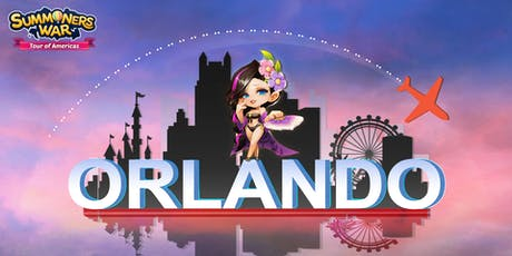 Summoners War: Tour of Americas Orlando Meetup @ Twin Peaks Lake BuenaVista tickets