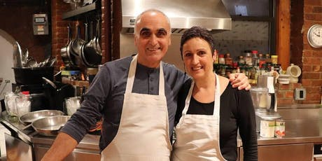 Ikaria: A Cooking and Longevity Workshop with George and Eleni Karimalis tickets