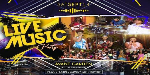 Live Music Party Vol. 4