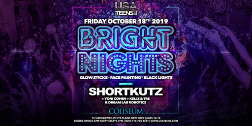 BRIGHT NIGHTS - WESTCHESTER, NY | 10.18.19