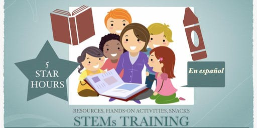 STEMs TRAINING-5 CONTINUING EDUCATION STAR HOURS