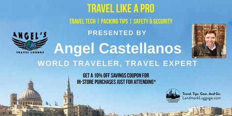 Travel Like A Pro tickets