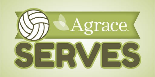 Agrace Serves! Charity Volleyball Tournament