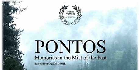 PONTOS: Memories in the Mist of the Past tickets