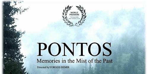 PONTOS: Memories in the Mist of the Past