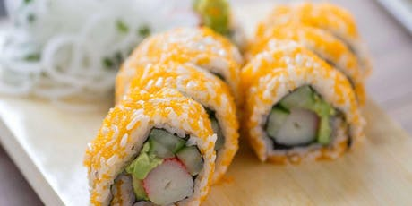 The Art of Sushi - Cooking Class by Golden Apron™ tickets