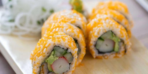 The Art of Sushi - Cooking Class by Golden Apron™