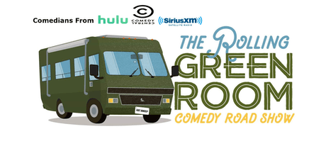 The Rolling Green Room Comedy Road Show tickets