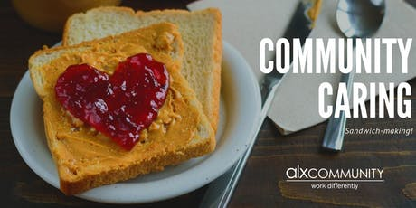 Community Caring Sandwich-making event! tickets