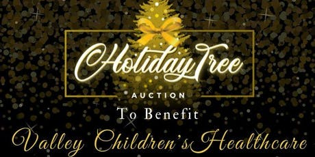 Holiday Tree Auction tickets